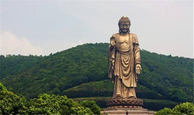 畅游中国 江苏 灵山大佛