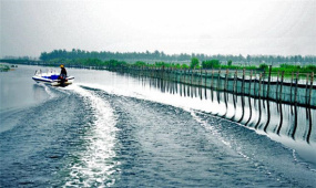 岳陽生態漁村:風干魚 曬出來的好風景