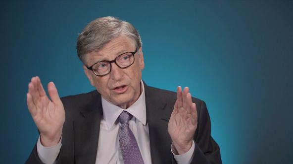 China's advances helpful to world in addressing health, development challenges: Bill Gates